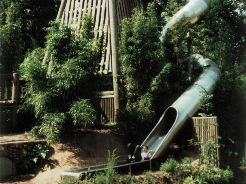 Parc des hautes bruy res villejuif conception et for Parc zoologique 78